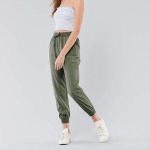 Hollister Ultra High-Rise Joggers Size S